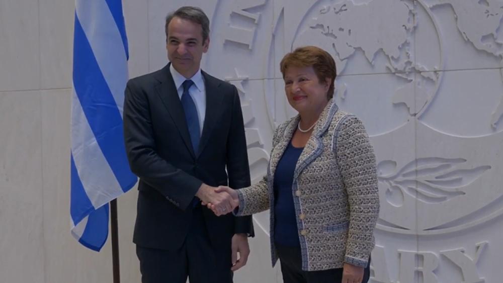 Μητσοτάκης: Κλείνει το γραφείο του ΔΝΤ στην Αθήνα