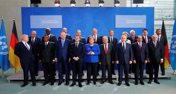Το Bloomberg για τη σύνοδο του Βερολίνου για τη Λιβύη: Μια συμφωνία κυρίων με όρους απατεώνων