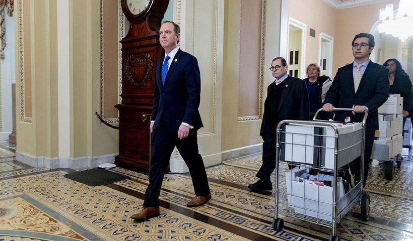 ΗΠΑ: Χειρόγραφο θέτει υπό αμφισβήτηση την υπερασπιστική γραμμή Τραμπ