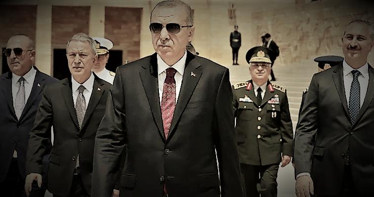 Η βία ως συστατικό στοιχείο του τουρκικού κράτους