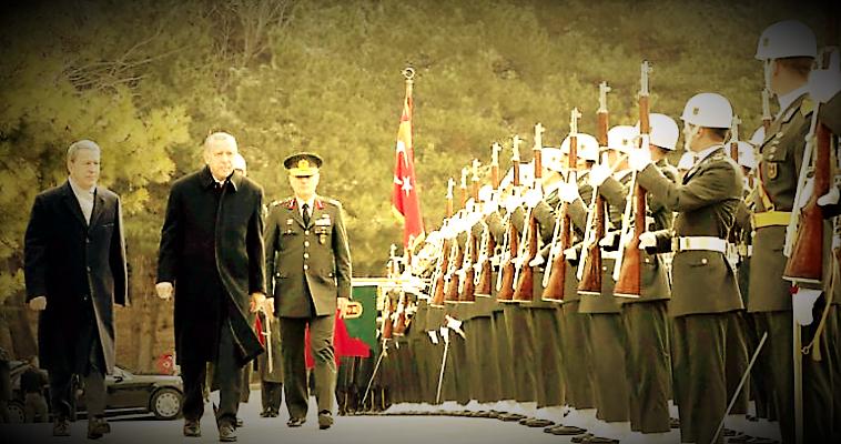 """""""Προβολή απειθαρχίας"""" από την Τουρκία – Γιατί η Ελλάδα είναι το εμπόδιο"""