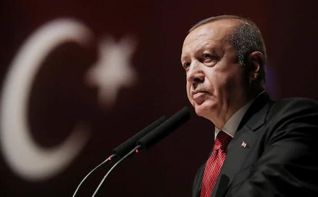"""""""Είπε ο γάιδαρος τον πετεινό κεφάλα"""" – Ο Ερντογάν κατηγορεί τα Ηνωμένα Αραβικά Εμιράτα ότι χρηματοδοτούν μισθοφόρους στη Λιβύη"""