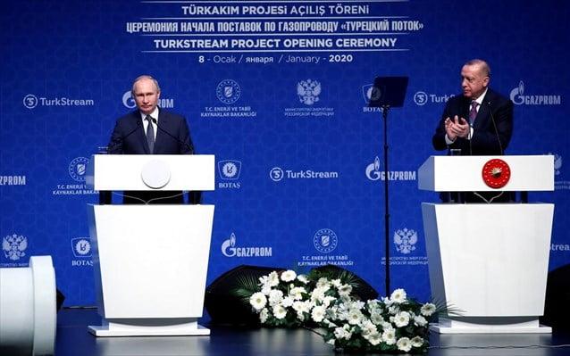 Ερντογάν: Δεν μπορείτε να μας αποκλείσετε από την Αν. Μεσόγειο – Μήνυμα για εκεχειρία στη Λιβύη