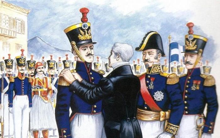 Πως ο Καποδίστριας έφτιαξε τον πρώτο τακτικό Ελληνικό στρατό