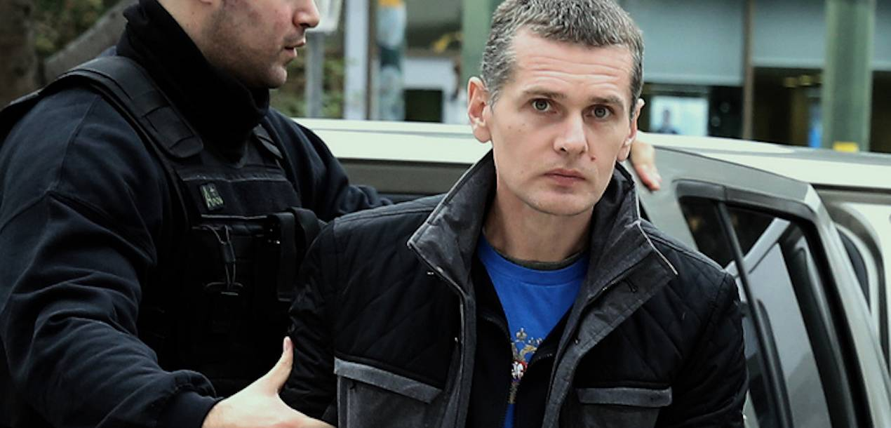 Ο Ρώσος πρόξενος επισκέφθηκε τον κρατούμενο Βίνικ στο Παρίσι