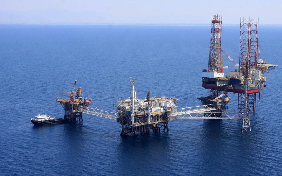 Ενδείξεις για κολοσσιαία κoιτάσματα φυσικού αερίου σε Ιόνιο και νότια της Κρήτης