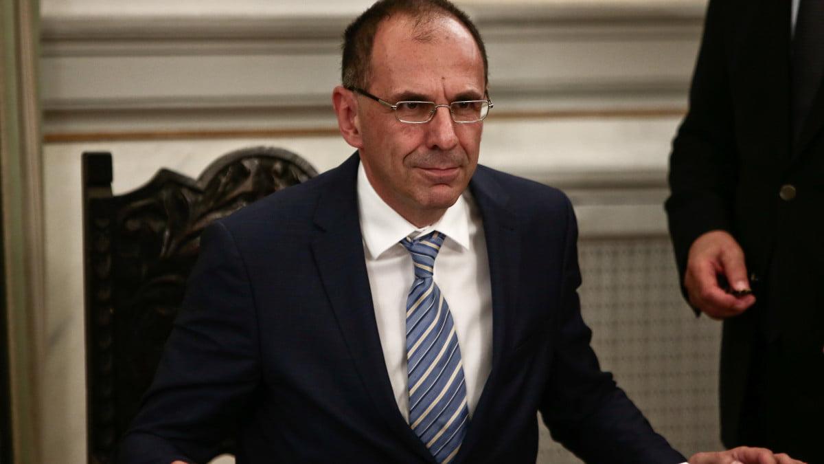 Γεραπετρίτης: Αν η Τουρκία στείλει ερευνητικό πλοίο στην περιοχή που οριοθέτησε με Λιβύη, το Πολεμικό Ναυτικό θα αντιδράσει