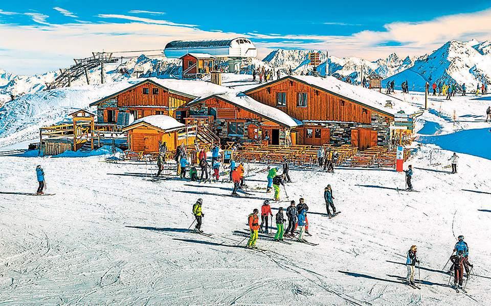 Η κλιματική αλλαγή απειλεί τους χειμερινούς προορισμούς