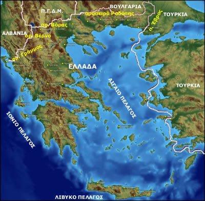 Αθηνά Αντωνιάδου: Η συνεκμετάλλευση στο Αιγαίο θα φέρει επαναδιαμόρφωση συνόρων
