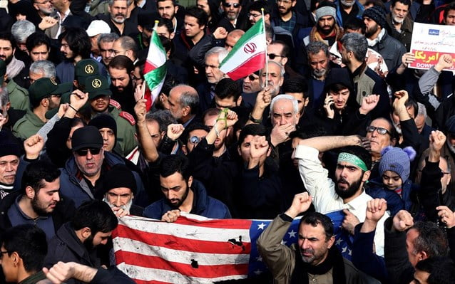Έκρυθμη η κατάσταση στη Μ. Ανατολή: Εκατέρωθεν απειλές από ΗΠΑ – Ιράν