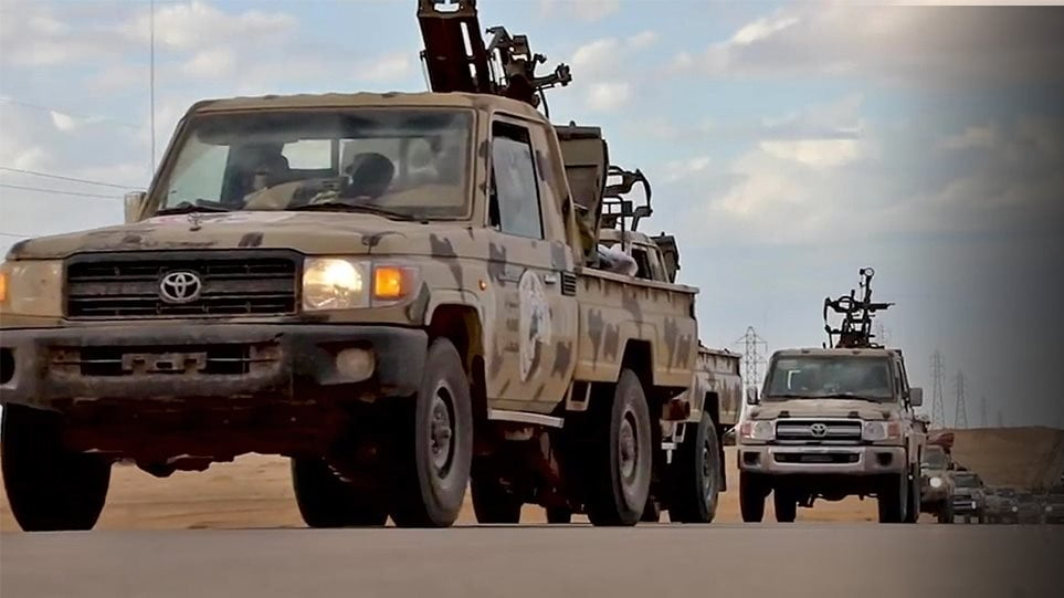 CAA: Ρώσο-Συριακή ταχεία προέλαση στα Συριακά εδάφη
