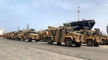 Stratfor : Η Τουρκία δεν μπορεί να κερδίσει από τον πόλεμο στη Λιβύη