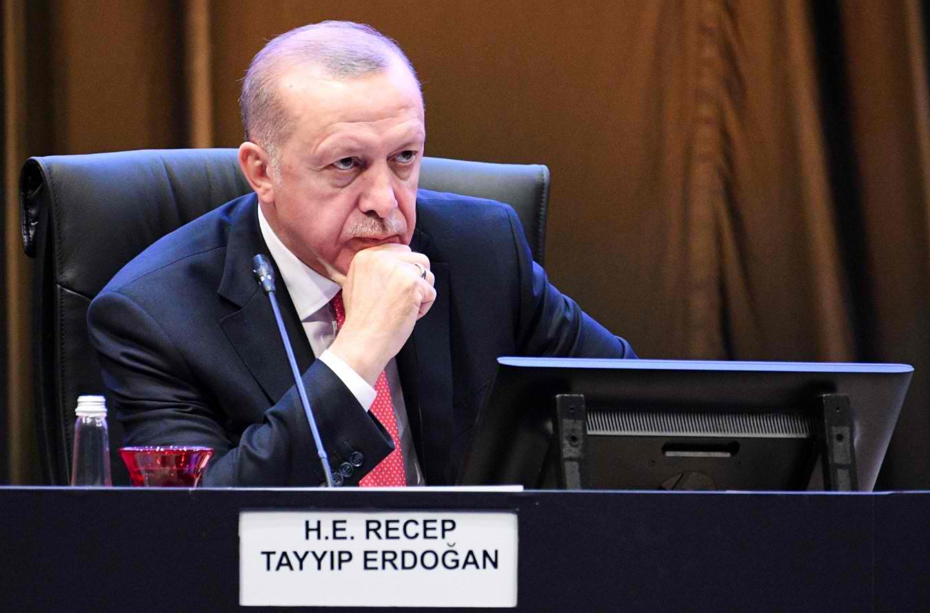 Νέοι εκβιασμοί Ερντογάν πριν από τη διάσκεψη του Βερολίνου: «Δεν φεύγουμε από τη Λιβύη μέχρι να αναγνωριστούν τα δικαιώματά μας στην Αν. Μεσόγειο»