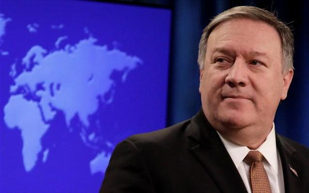 Πομπέο: Μέρος της νέας στρατηγικής «αποτροπής» των ΗΠΑ η εξόντωση του Σουλεϊμανί