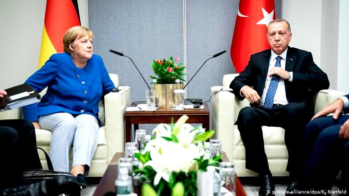 Οι γερμανικές φιλοδοξίες στη διευρυμένη Μέση Ανατολή
