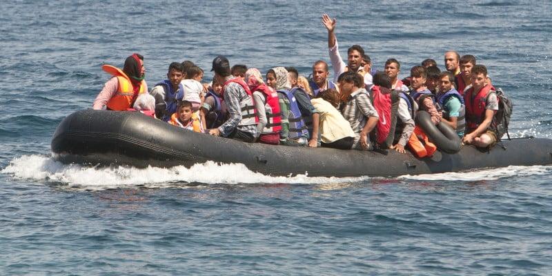 Αφίξεις μεταναστών σήμερα στη Λέσβο