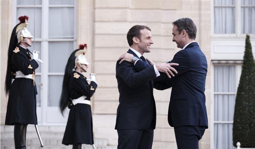 Μακρόν και Μητσοτάκης καταδίκασαν την τουρκική προκλητικότητα – Νέο πλαίσιο αμυντικής στρατηγικής Ελλάδας-Γαλλίας