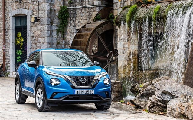 Nissan JUKΕ: Η ευελιξία του «ευφυούς» μέσου