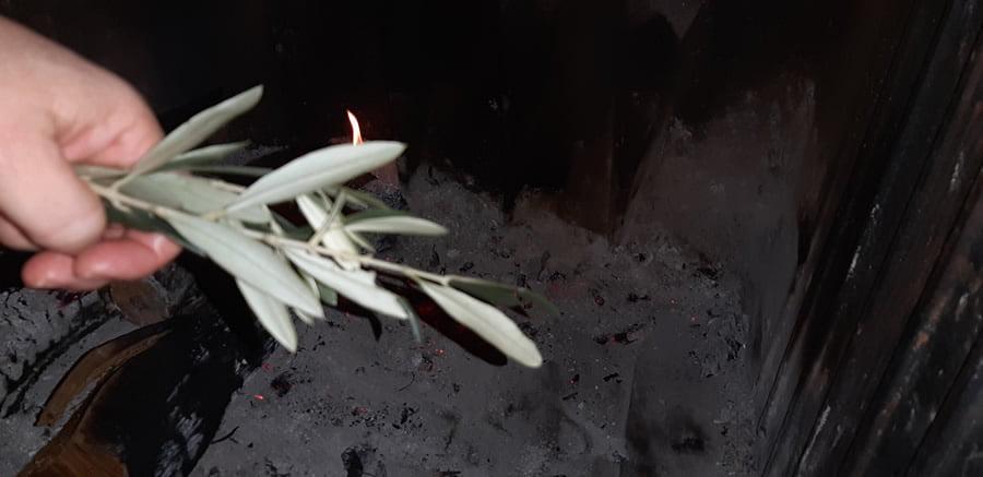 Το πάντρεμα τσ' Σίας – Πρωτοχρονιάτικο έθιμο Χιμάρας