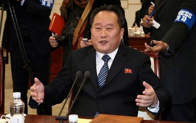 Βόρεια Κορέα: Στρατιωτικός καριέρας ο νέος υπουργός Εξωτερικών