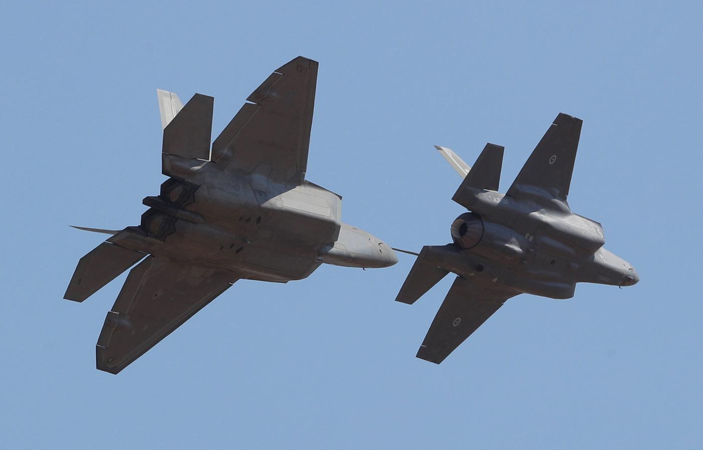 Το παρασκήνιο της απόφασης για την απόκτηση των stealth μαχητικών – Μια Μοίρα F-35 o στόχος της Αθήνας