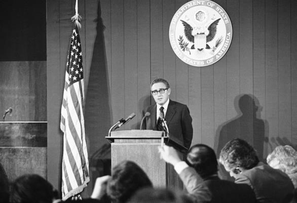Η επιστολή Κίσινγκερ και οι γραπτές εγγυήσεις των ΗΠΑ 43 χρόνια πριν