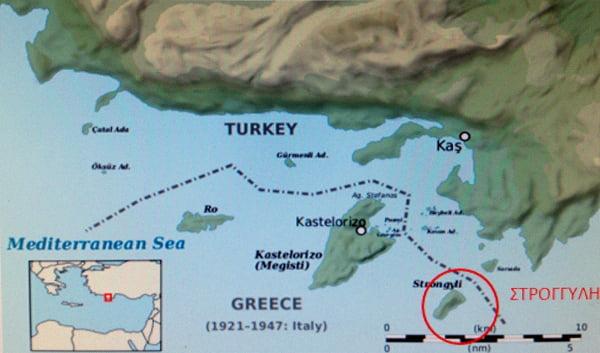 Στρατηγική, Οικονομική και Στρατιωτική Θωράκιση του Νησιωτικού Συμπλέγματος Καστελλορίζου