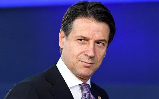 Πρωθυπουργός της Ιταλίας Κόντε προς Χάφταρ: Η μόνη βιώσιμη λύση στην λιβυκή κρίση είναι πολιτική