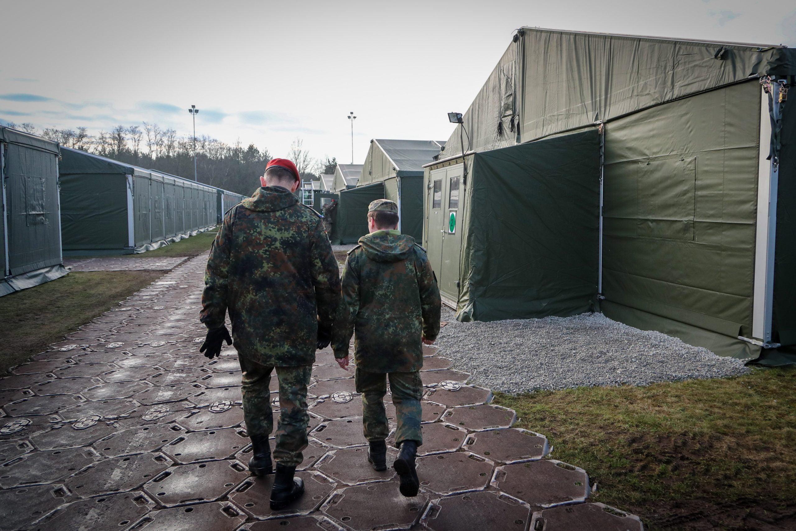 Υπόνοιες για ακροδεξιό εξτρεμισμό στον γερμανικό στρατό