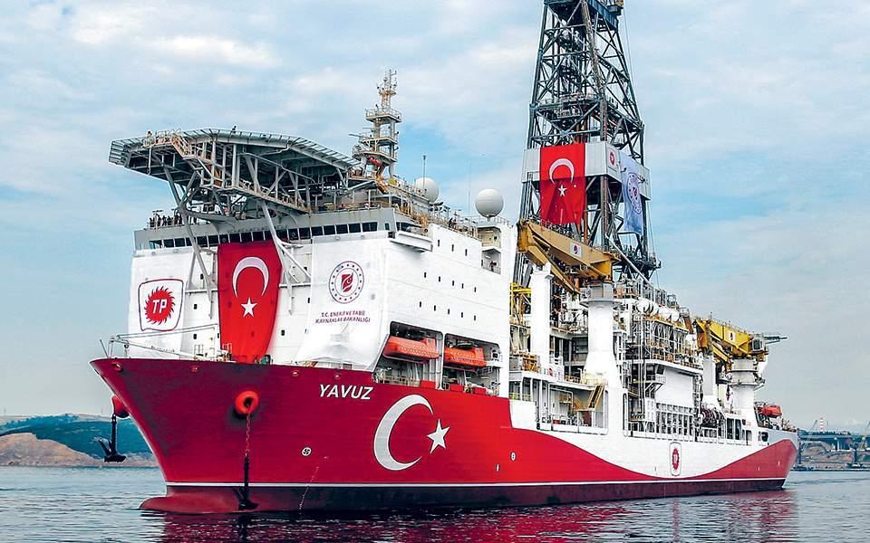 Προειδοποίηση Αιγύπτου σε Τουρκία για τις γεωτρήσεις ανοιχτά της Κύπρου