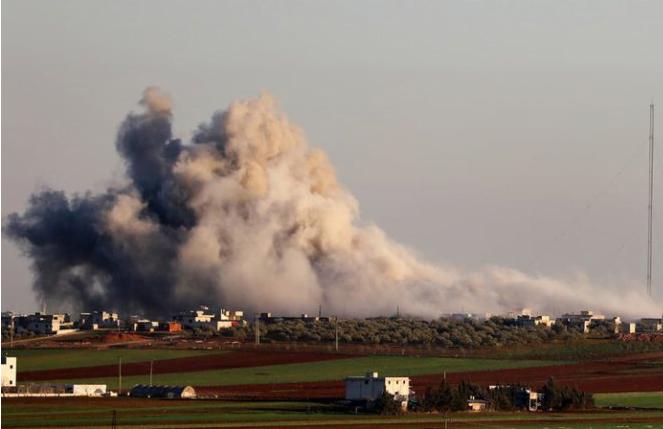 Συριακό Πλήγμα στις 27 Φεβρουαρίου στον Τούρκο Εισβολέα. Απολογισμός και Συνέπειες