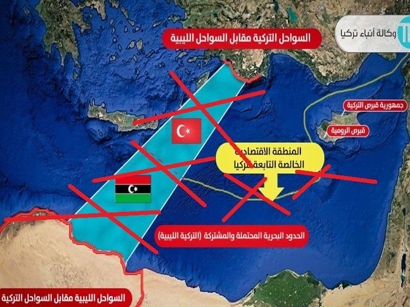 Κλειδώνει η διπλωματική «ασπίδα» έναντι του τουρκολιβυκού μνημονίου