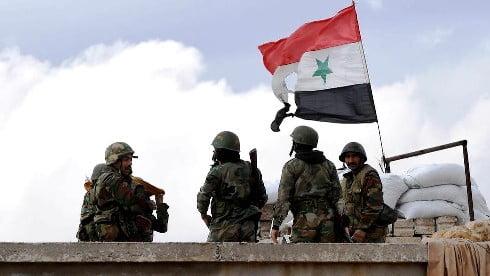 Μεγάλη γιορτή στο Χαλέπι: Ο κυβερνητικός στρατός απελευθέρωσε όλα τα χωριά γύρο από την πόλη, εξαλείφοντας την απειλή των συνεχών βομβαρδισμών από τους ντζιχαντιστές