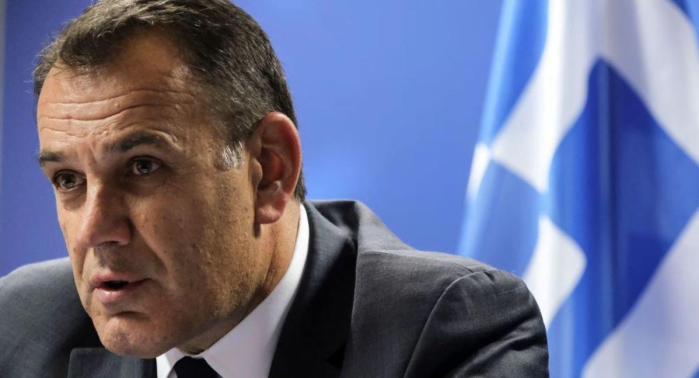 Παναγιωτόπουλος: Η Ελλάδα έχει δικαίωμα για επέκταση των χωρικών υδάτων στα 12 ναυτικά μίλια
