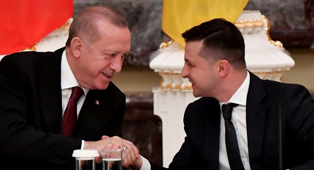 Επίσημη επίσκεψη του Ερντογάν στο Κίεβο – Η Άγκυρα δεν αναγνωρίζει την επανένωση της Κριμαίας με τη Ρωσία