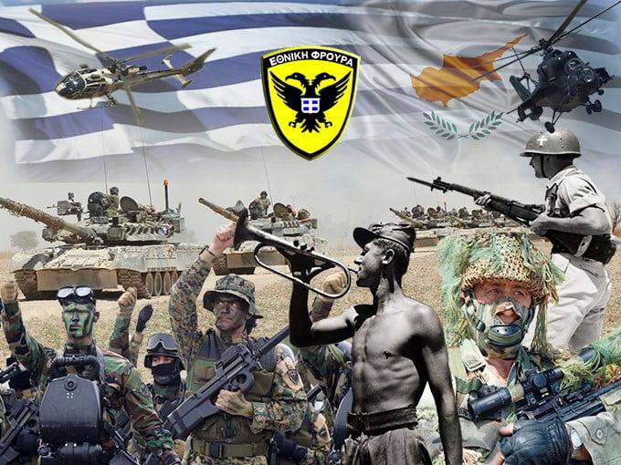 Ευωβαρόμετρο 2019 για Κύπρο: Η Εθνική Φρουρά στην κορυφή & τα Κόμματα στον πάτο…