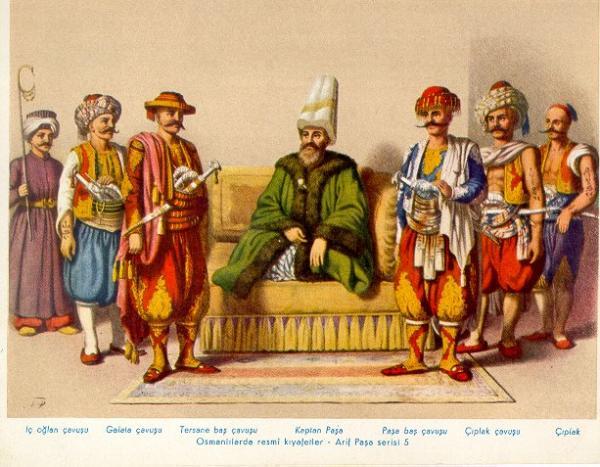 Έλληνες πολιτικοί και αξιωματούχοι νεροκουβαλητές των Τούρκων