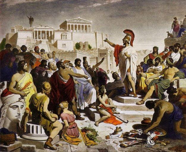 Forreign Affairs: Διδάγματα από τον Πελοποννησιακό Πόλεμο