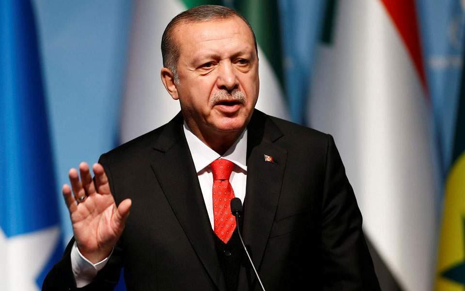 """Η """"αμυντική γραμμή"""" της Τουρκίας. Ένα ιδεολογικό μέτωπο."""