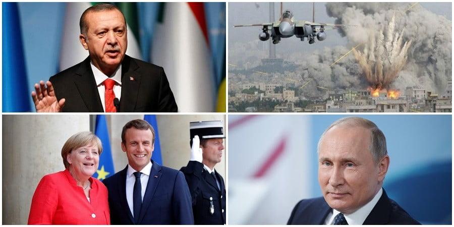 Ανάλυση: Τι βρίσκεται πίσω από το άνοιγμα του Ερντογάν σε Γαλλία και Γερμανία