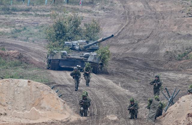 Η Ρωσική Άποψη για την Άμυνα – Κινητή Άμυνα