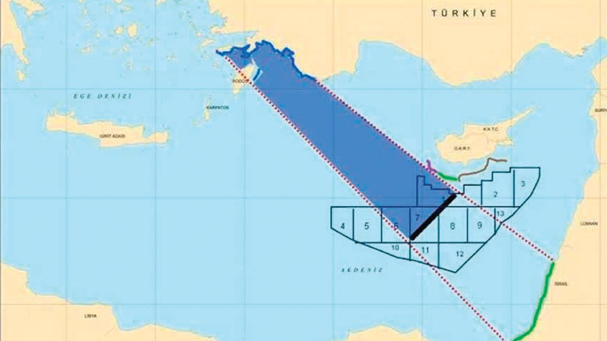 H Κύπρος στο μάτι ΗΠΑ για μετεγκατάσταση στρατευμάτων – Η Τουρκία θέλει οριοθέτηση της ΑΟΖ με το Ισραήλ!!!