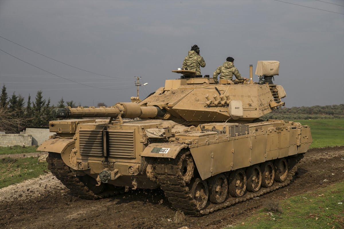 Τι έχει στο μυαλό του ο Ερντογάν; Άρματα Μ-60 στέλνει η Τουρκία στο Ιντλίμπ – Συνεχίζεται η προέλαση του συριακού στρατού