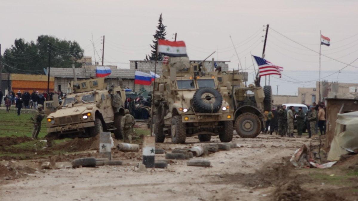 Συρία: Συγκρούσεις αμερικανικών δυνάμεων και συριακών φιλοκυβερνητικών πολιτοφυλακών κοντά στο Καμισλί