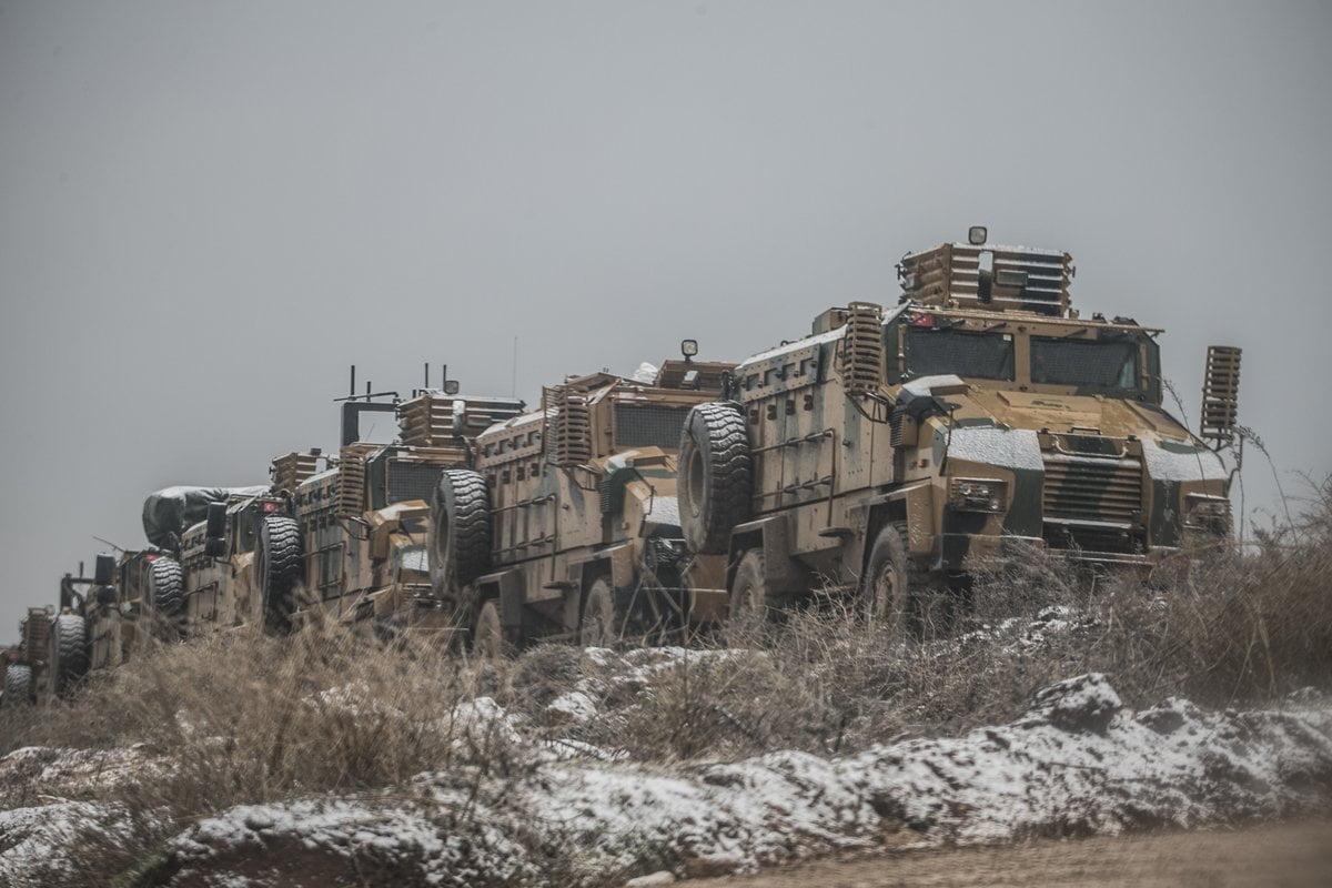 Σφοδροί Ρωσικοί βομβαρδισμοί έναντι των Τουρκικών δυνάμεων-Δύο Τούρκοι στρατιώτες νεκροί