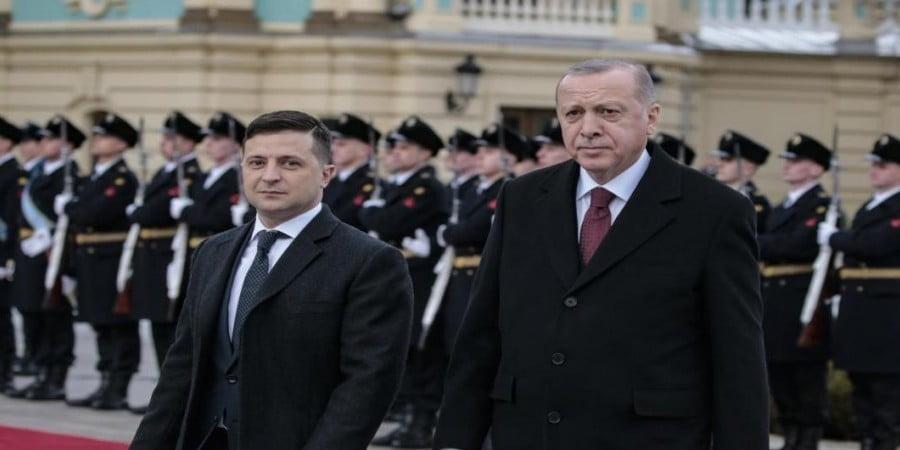 Νέες βολές Ερντογάν κατά Πούτιν: Παράνομη η προσάρτηση της Κριμαίας από τη Ρωσία