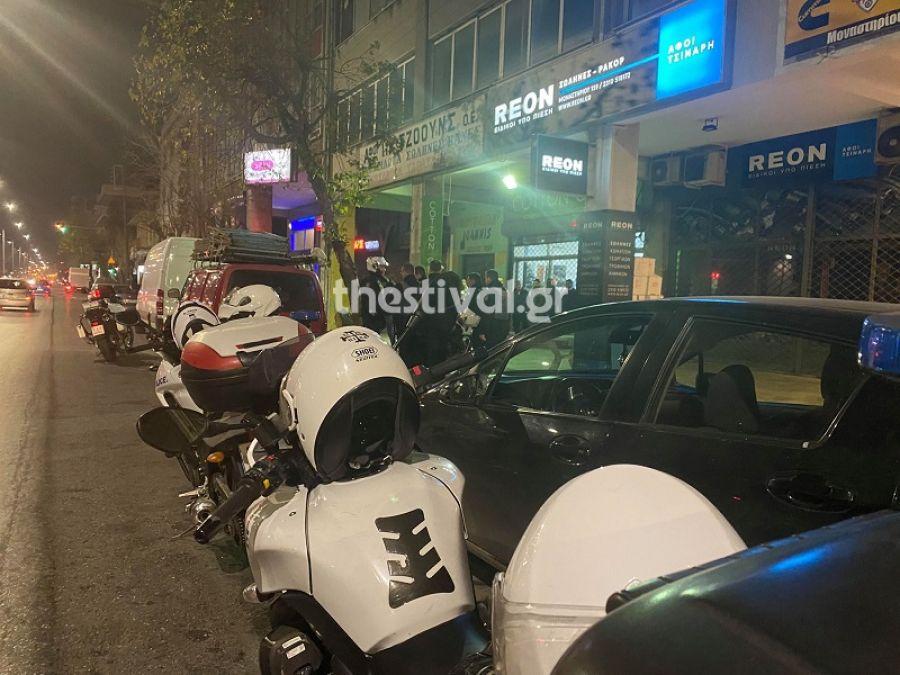 Gotham City η Θεσσαλονίκη! Πυροβολισμοί έξω από κατάστημα – Συμπλοκή αλλοδαπών