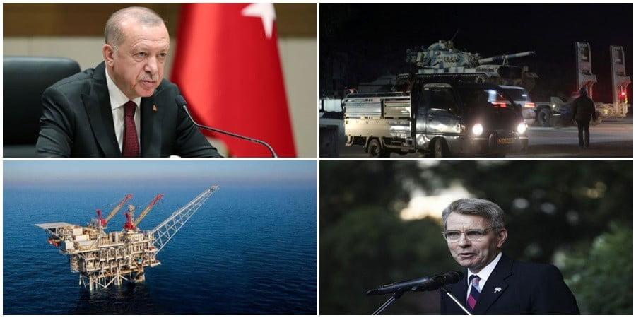 Ανάλυση: Πώς επηρεάζεται η Κύπρος και η Ελλάδα από το νέο άνοιγμα των ΗΠΑ προς Τουρκία