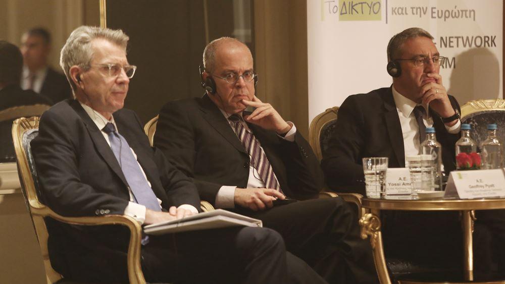 Τι συζήτησαν οι πρέσβεις ΗΠΑ, Τουρκίας, Ισραήλ σε κλειστό κύκλο – Προκλητικός ο Τούρκος πρέσβης