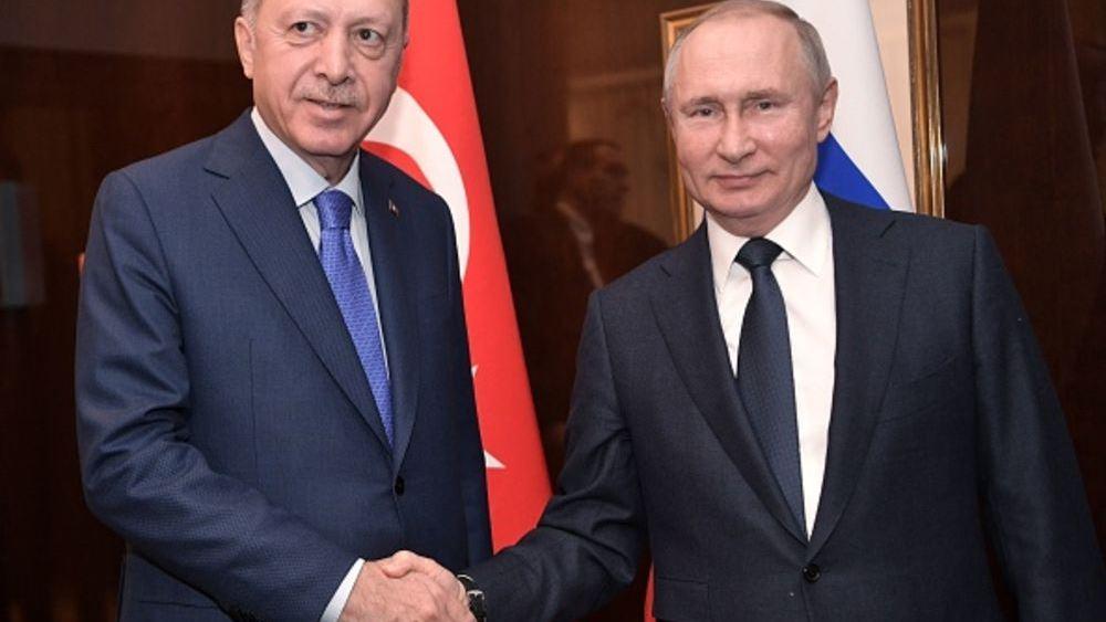 Bloomberg : Ο Πούτιν αρχίζει να ανακαλύπτει τι σημαίνει να είναι κανείς φίλος του Ερντογάν